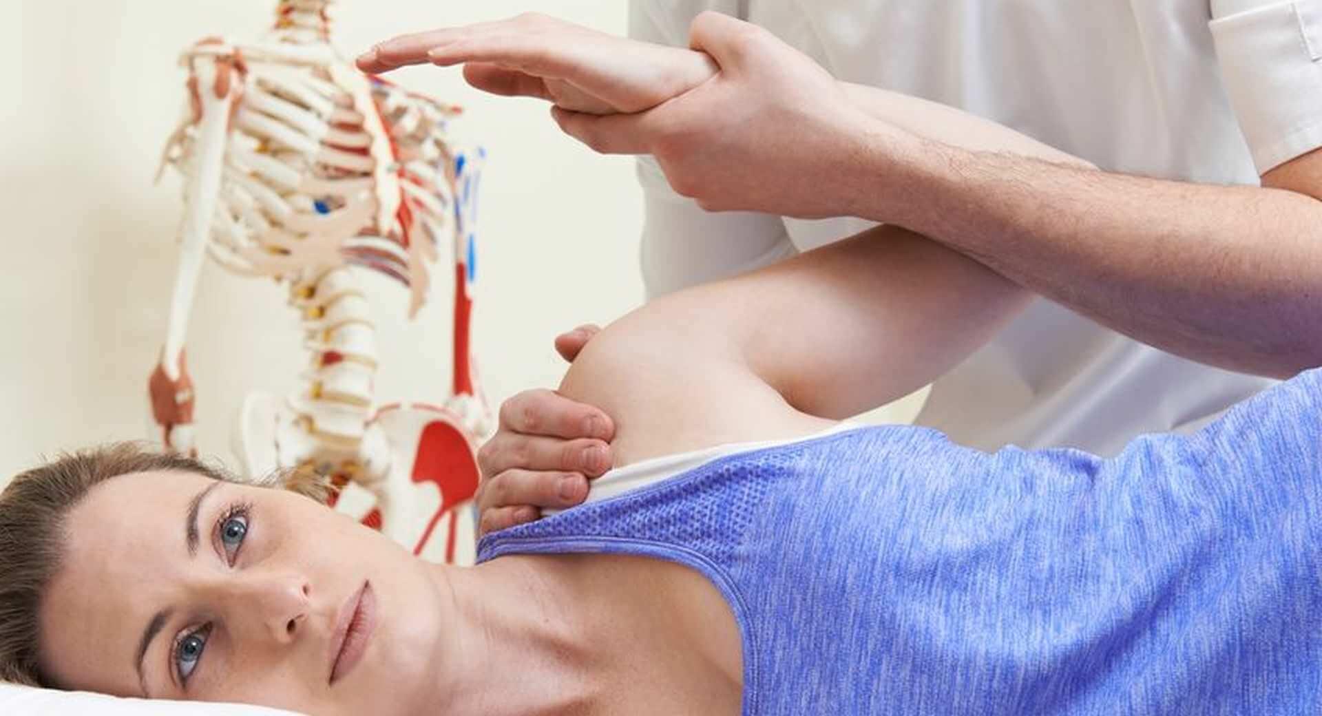 Schulter Stosswellentherapie Orthopäde und Chirurg Carsten Wingenfeld
