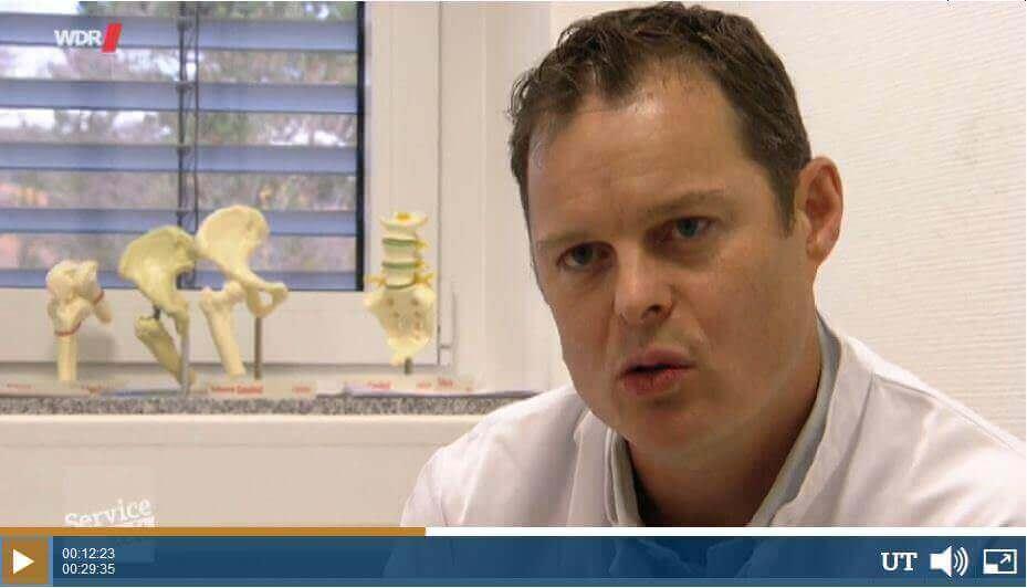 Carsten Wingenfeld WDR Fernsehen Servicezeit Zweitmeinung